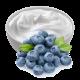 Черничный йогурт