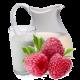 Йогурт-малина