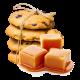 Печенье-карамель