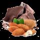 Шоколад-миндаль