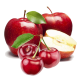 Яблоко-вишня