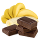 Банан-шоколад