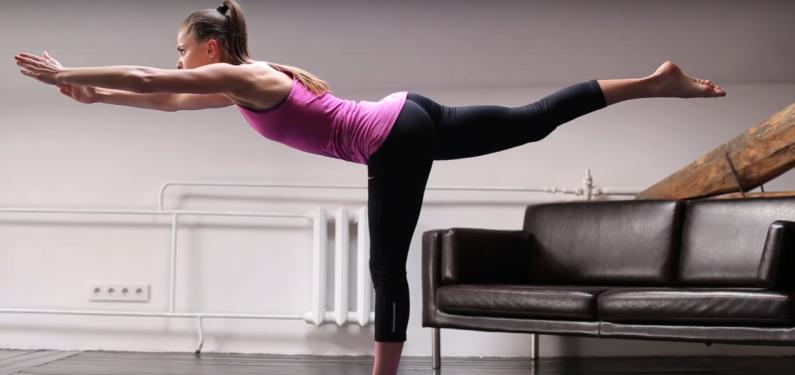 5 лучших упражнений на равновесие и устойчивость