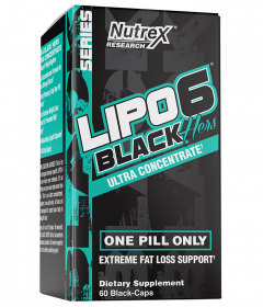 Lipo-6 Black Hers Ultra Concentrate - фото 1