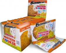 Низкокалорийное печенье Bombbar Protein Cookie - фото 1