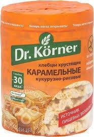 Хлебцы Кукурузно-рисовые - фото 1