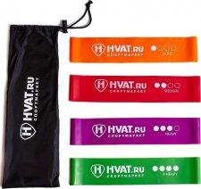 Набор для фитнеса Mini Bands HVAT - фото 1