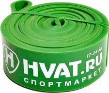 Зеленая резиновая петля HVAT 17-54 кг - фото 1