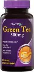 Green Tea 500 mg - фото 1