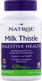 Milk Thistle Advantage 525 mg - фото 1