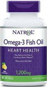Omega-3 Fish Oil 1200 мг - фото 1