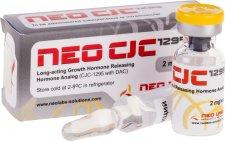 NeoCJC-1295 with DAC (Аналог релизинг-гормона роста), 2 мг/флакон - фото 1