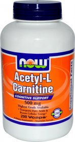 Acetyl L-Carnitine 500 mg - фото 1