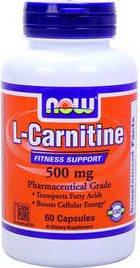 L-Carnitine 500 mg - фото 1