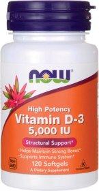 Vitamin D-3 5000 IU - фото 1
