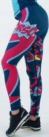 Леггинсы женские ORSO Classic Bubl Gum - фото 1