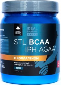 BCAA Collagen IPH AGAA Man - фото 1