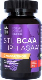 BCAA Collagen IPH AGAA Woman - фото 1