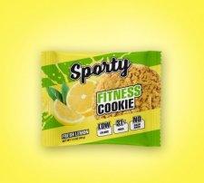 Печенье Sporty Fitness низкокалорийное - фото 1