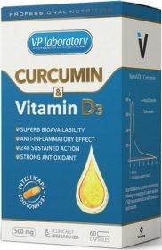 Curcumin & Vitamine D3 - фото 1
