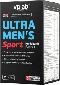 Ultra Men's Sport Multivitamin Formula - фото 1