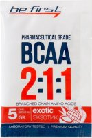 BCAA 2:1:1 Classic (Экзотик, 5 гр)