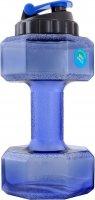 Бутылка-гантеля для воды SN6010 (Синий, 2200 мл)