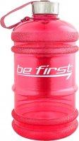 Бутылка с ручкой для воды Be First (Красный, 2200 мл)