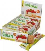 Батончики Vegan (Банановый торт с клубникой, 60 гр)