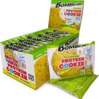 Низкокалорийное печенье Bombbar Protein Cookie (Фисташка, 40 гр)