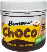Шоколадная паста с фундуком Bombbar (150 гр)