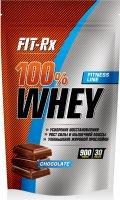 100% Whey (Ваниль, 900 гр)