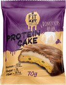 Protein cake FitKit (Ромовая баба, 70 гр)