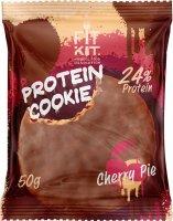 Protein Choсolate Cookie FitKit (Вишневый пирог, 50 гр)