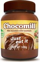 Шоколадная паста с лесными орехами Chocomill (330 гр)
