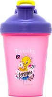 Шейкер Irontrue Looney Tunes Tweety (Розово-синий, 500 мл)