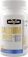 Calcium Citrate +D3 (120 таб)