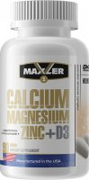 Calcium Zinc Magnesium+ D3 (90 таб)