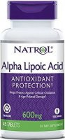Alpha Lipoic Acid 600 mg (45 таб)
