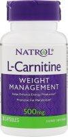 L-Carnitine 500 mg (30 капс)