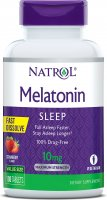Melatonin 10mg (Клубника, 60 таб)