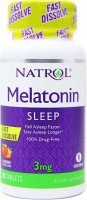 Melatonin 3mg (Клубника, 90таб)