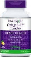 Omega 3-6-9 Complex (60 капс)