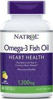 Omega-3 Fish Oil 1200 мг (60 капс)