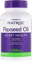 Omega-3 Flaxseed Oil 1000 mg (90 капс)