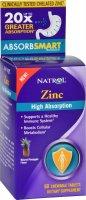 Zinc High Absorption (Ананас, 60 табл)