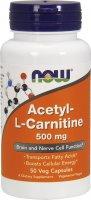 Acetyl L-Carnitine 500 mg (50 капс)