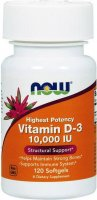 Vitamin D-3 10000 IU (120 капс)