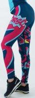 Леггинсы женские ORSO Classic Bubl Gum (Разноцветный, S)
