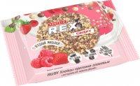 Протеиново-злаковые хлебцы Protein Rex Crispy (Ягодный мильфей, 55 гр)